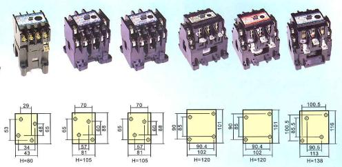 接触器/热继电器|东莞市进宏机电有限公司